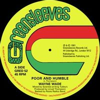 Poor And Humble (2020 reissue)