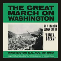 The Great March On Washington (2021 reissue)