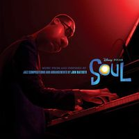"Music From And Inspired By ""Soul"" by jon batiste"