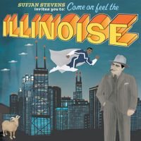 Illinoise: Special 10th Anniversary Blue Marvel Edition