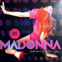 confessions on a dancefloor (reissue)