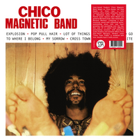 CHICO MAGNETIC BAND (2021 reissue)
