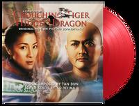 original soundtrack by TAN DUN, FEAT. YO-YO MA (2021 reissue)