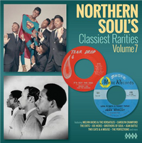 NORTHERN SOUL'S CLASSIEST RARITIES VOLUME 7