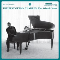 The Best Of Ray Charles: The Atlantic Years  (2021 reissue)