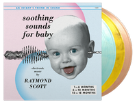 SOOTHING SOUNDS FOR BABY VOL. 1-3 (2021 reissue)