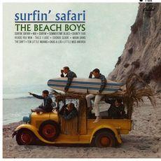 SURFIN' SAFARI (2021 reissue)