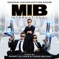 OST - MEN IN BLACK: INTERNATIONAL