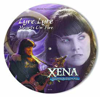 Xena: Warrior Princess - Lyre, Lyre Hearts On Fire (Original Television Soundtrack)