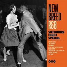 NEW BREED R&B ~ SATURDAY NIGHT SPECIAL