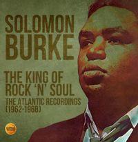 THE KING OF ROCK 'N' SOUL ~ THE ATLANTIC RECORDINGS (1962-1968)