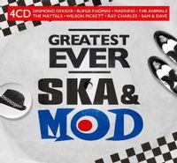 GREATEST EVER SKA & MOD