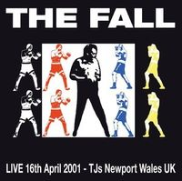 Live at TJ's, Newport, Wales, 2001 (2019 reissue)