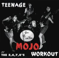teenage mojo workout!
