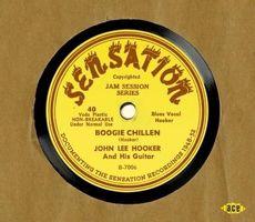 DOCUMENTING THE SENSATION RECORDINGS 1948-52