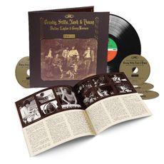 déjà vu - 50th anniversary deluxe edition + demos / outtakes / alternates