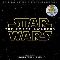 Star Wars: The Force Awakens (Hologram Vinyl edition)