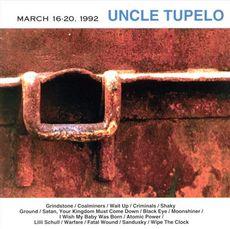 march 16-20, 1992 (2016 reissue)