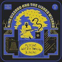 Flying Microtonal Banana (love record stores 2020 edition)