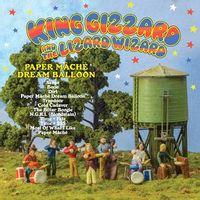 Paper Mache Dream Balloon (love record stores 2020 edition)