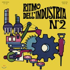 Ritmo dell'industria n. 2 (2020 REISSUE)