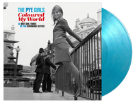 The PYE Girls Coloured My World; (32 Brit Girl Tunes Of The Swinging Sixties) (black Friday 2020)