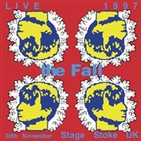 LIVE STAGE, STOKE 30/11/97 (2020 reissue)