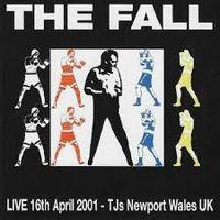 LIVE TJ'S, NEWPORT 16/04/01 (2020 reissue)