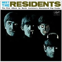 Meet The Residents: 2CD Preserved Edition