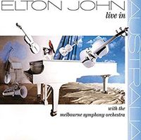 Live In Australia With The Melbourne Symphony (2018 reissue)