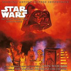 STAR WARS / THE EMPIRE STRIKES BACK (remastered soundtrack)