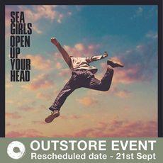 open up your head (OUTSTORE album bundle - chalk)
