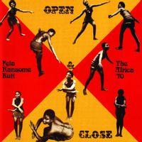 Open & Close / Afrodesiac