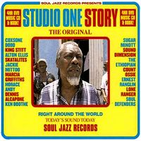 Soul Jazz Records presents Studio One Story