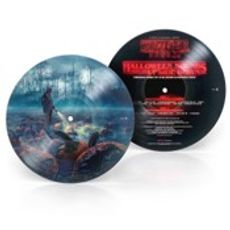 'Stranger Things: Halloween Sounds From The Upside Down (A Netflix Original Series Soundtrack)' (picture disc)