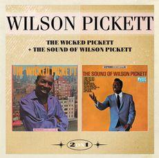 THE WICKED PICKETT & THE SOUND OF WILSON PICKETT (2016 reissue)