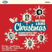 RHYTHM & BLUES CHRISTMAS (2018 reissue)