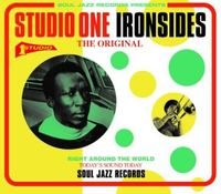Soul Jazz Records Presents - Studio One Ironsides