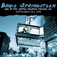 Live At The Capitol Theater Passiac NJ, September 19th 1978
