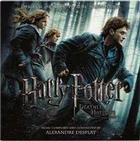 HARRY POTTER AND THE DEATHLY HALLOWS PART 1 (original soundtrack)