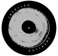black & silver swirl logo