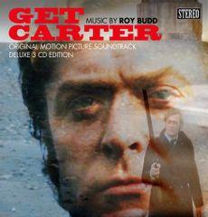 GET CARTER (original soundtrack): 3CD DELUXE HARDBACK EDITION
