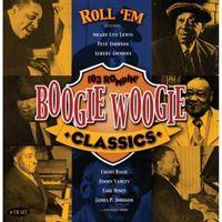 roll 'em: 103 rompin' boogie woogie classics