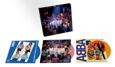 SUPER TROUPER (40TH ANNIVERSARY EDITION) SINGLES BOX