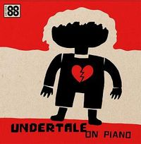 UNDERTALE ON PIANO
