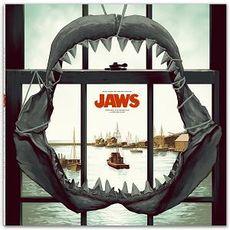 JAWS - original motion picture score (2018 mondo reissue)
