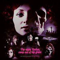 THE NIGHT EVELYN CAME OUT OF THE GRAVE (original soundtrack)
