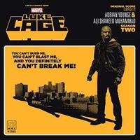 MARVEL'S LUKE CAGE - SEASON TWO - ORIGINAL SOUNDTRACK