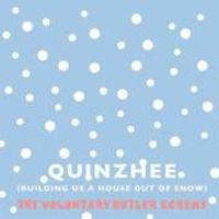 quinzhee (building us a house out of snow)