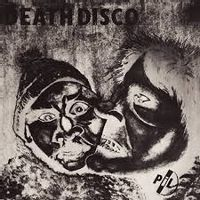 Death Disco / Warrior (US dance mix)
